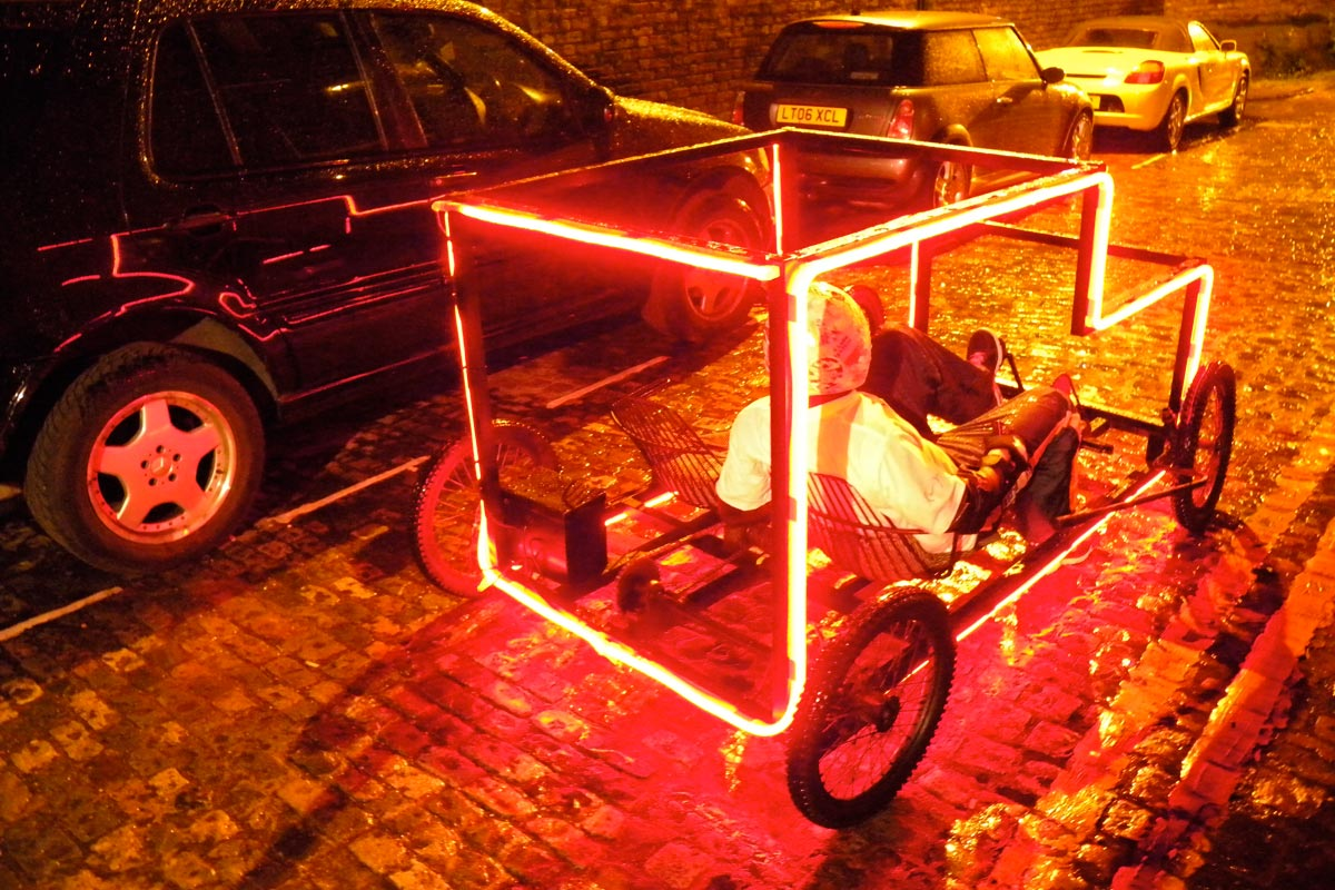 Studio Oscar - BIKE KAR