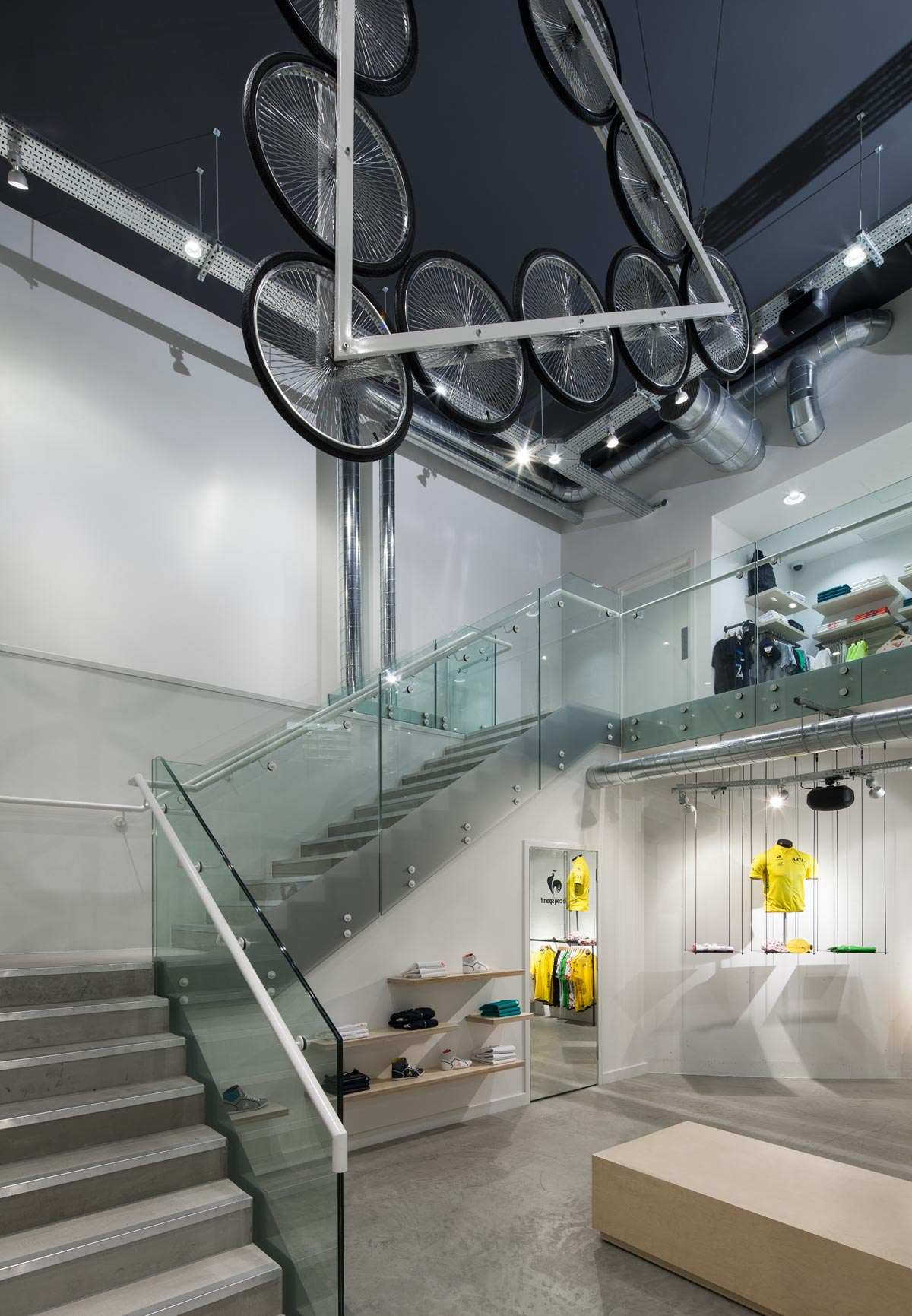 Studio Oscar - LE COQ SPORTIF