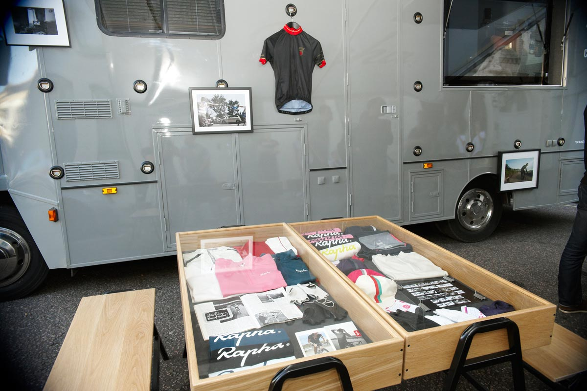 Studio Oscar - RAPHA MOBILE CC