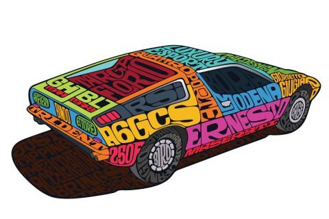 Studio Oscar - TYPO CARS