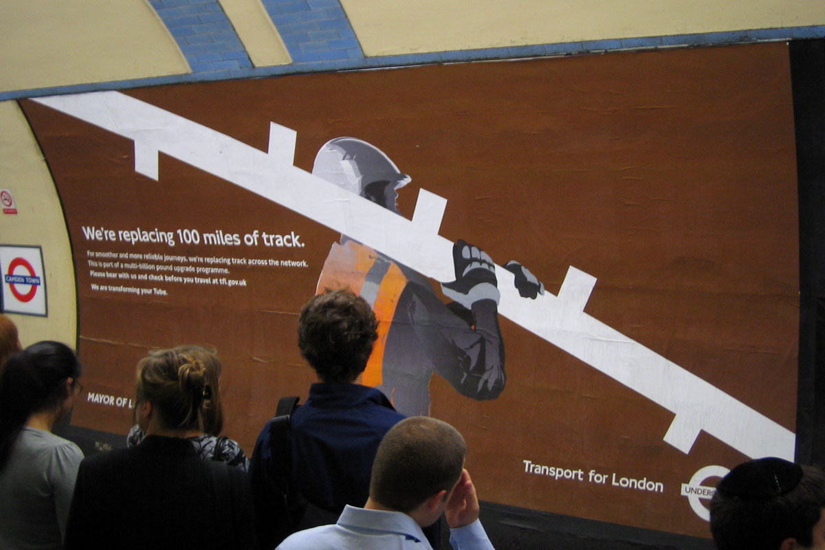 Studio Oscar - TRANSPORT FOR LONDON
