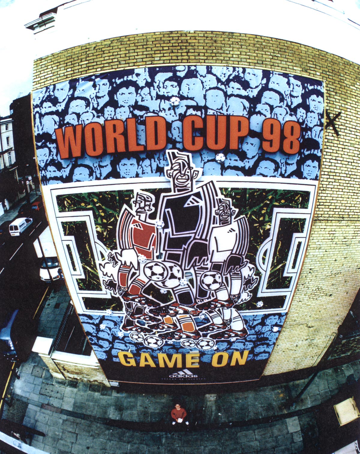 Studio Oscar - ADIDAS WORLD CUP 98