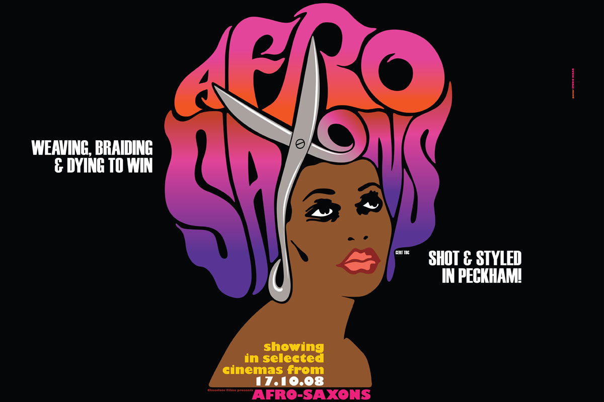 Studio Oscar - AFRO SAXONS