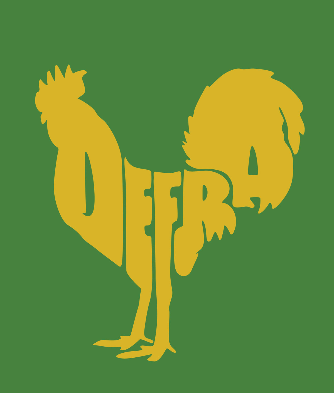 Studio Oscar - DEFRA COCK