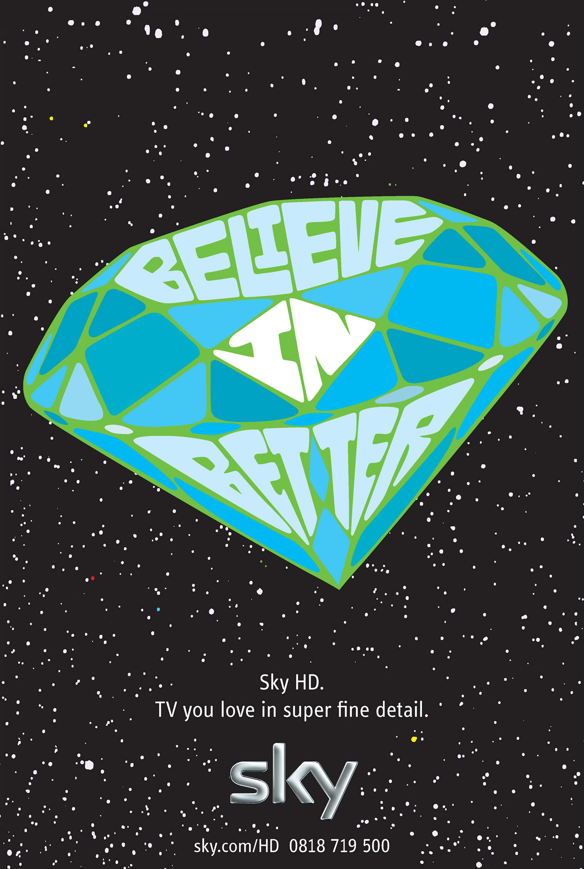 Studio Oscar - SKY BELIEVE IN BETTER