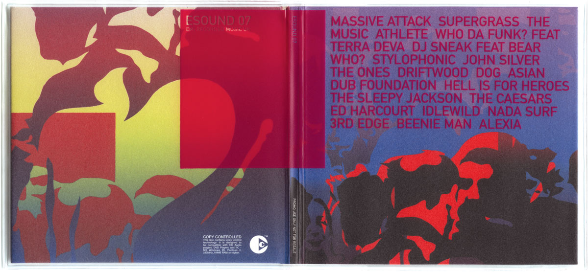Studio Oscar - EMI ESOUND SAMPLER CD