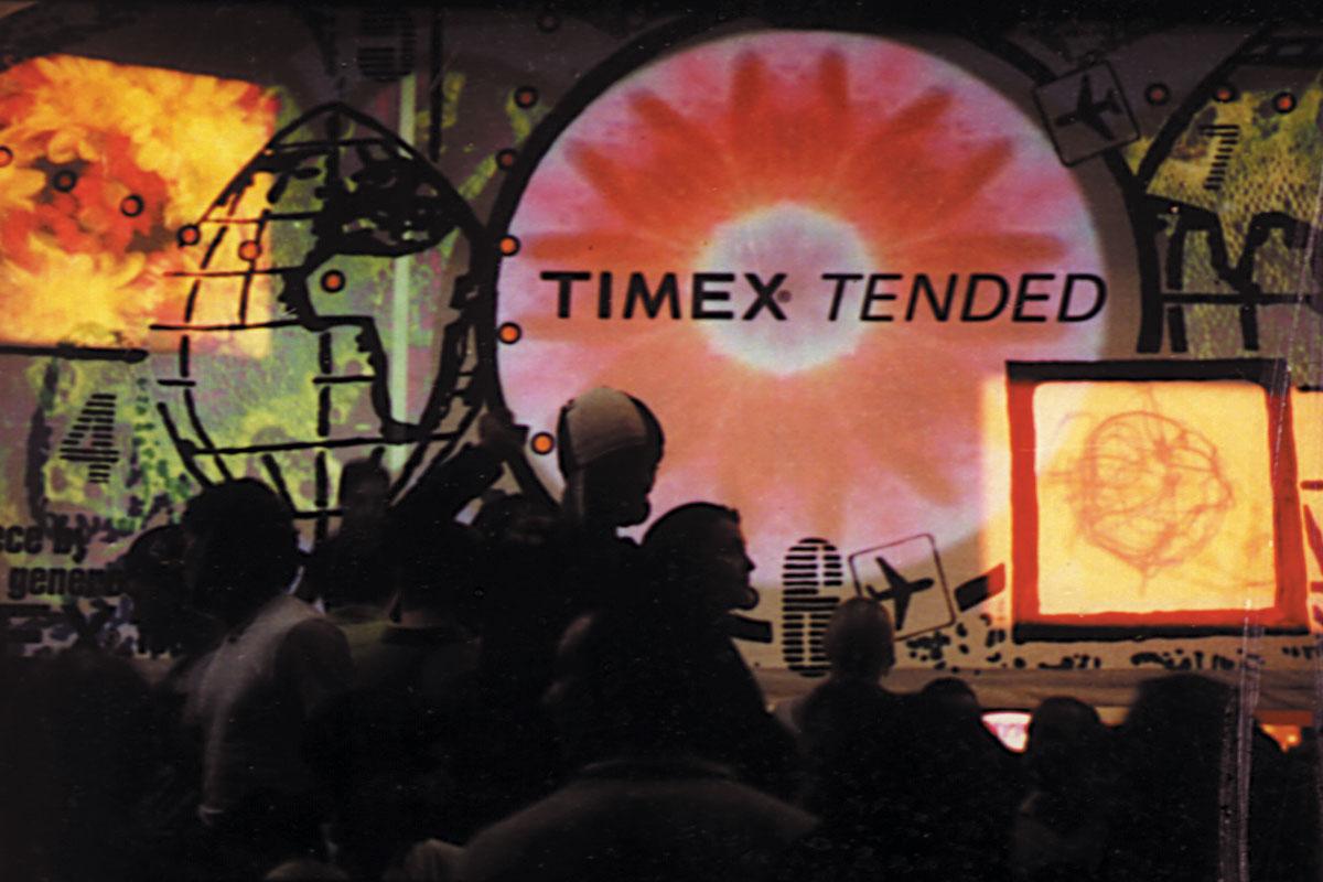 Studio Oscar - TIMEX x MINISTRY OF SOUND