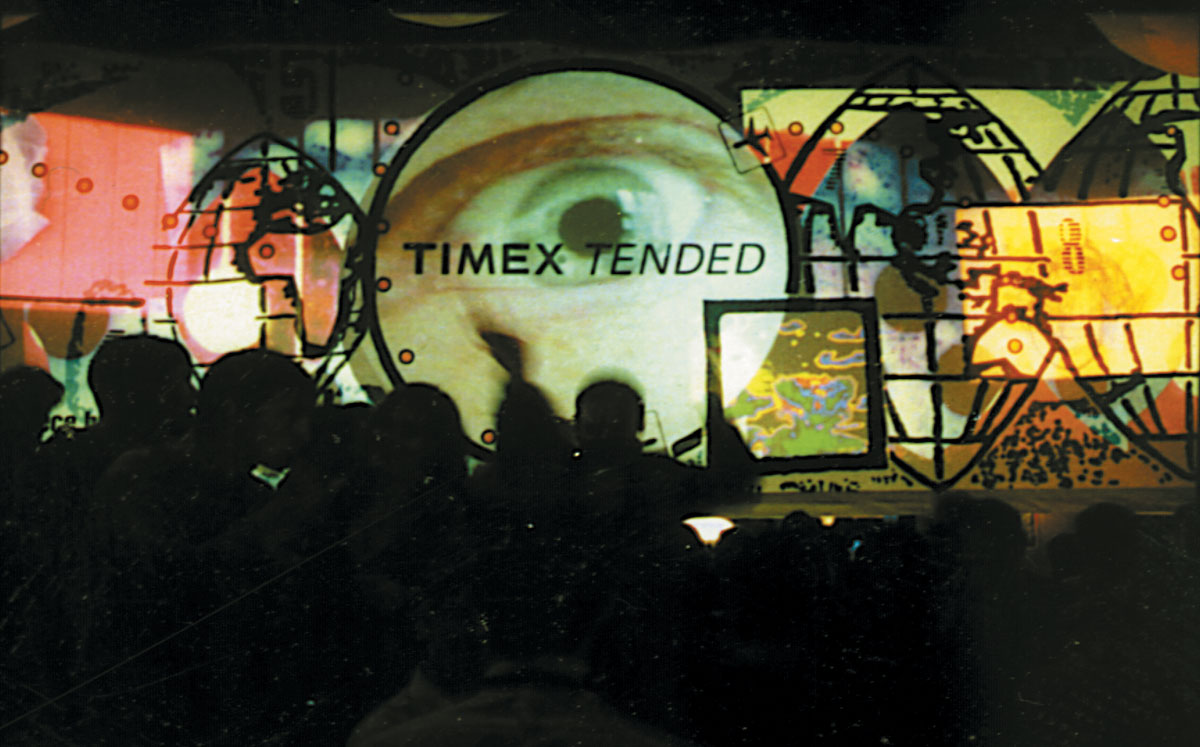 Studio Oscar - TIMEX x MINISTRY OF SOUND