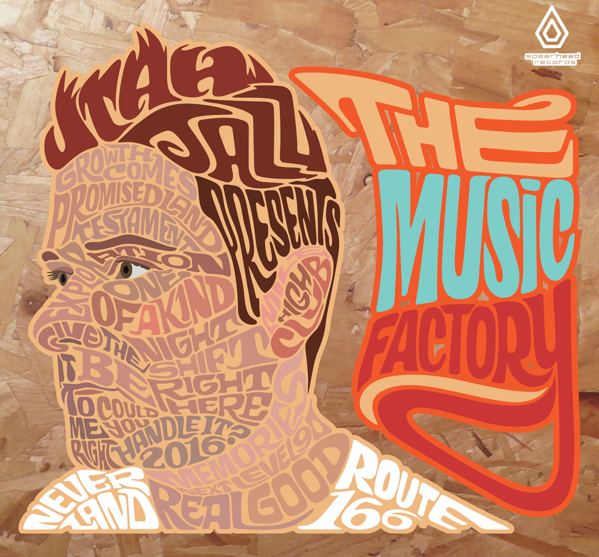 Studio Oscar - THE MUSIC FACTORY LP